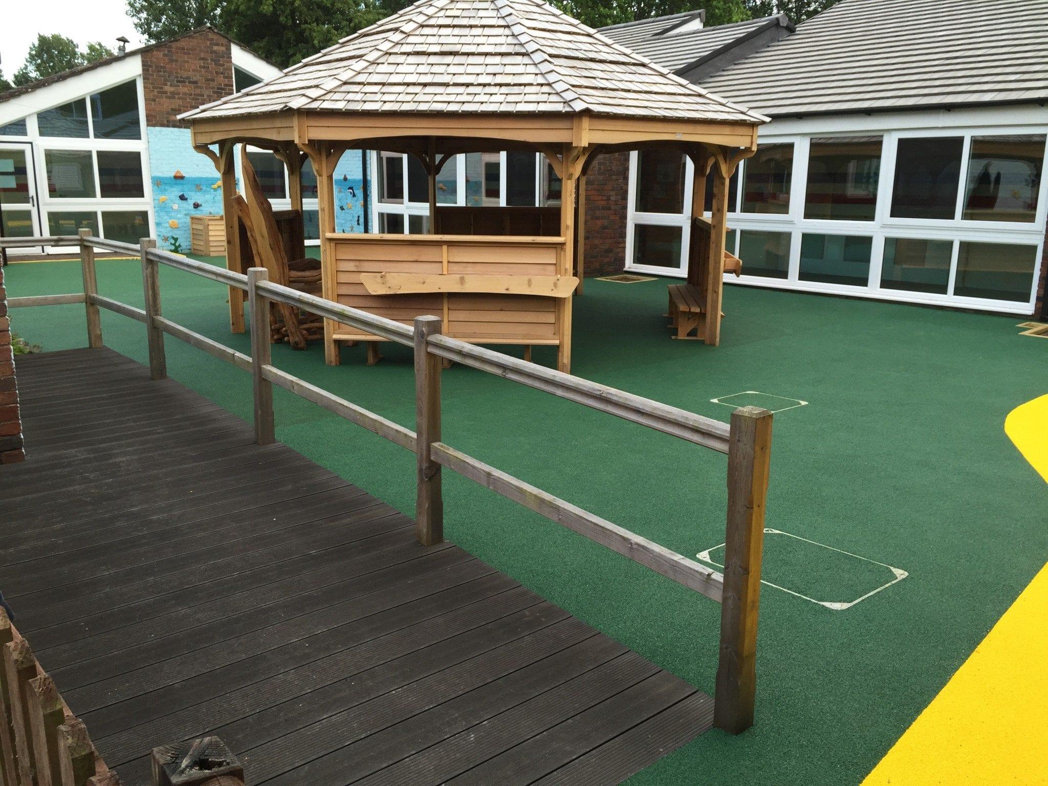 Playground Equipment for Schools - WESC